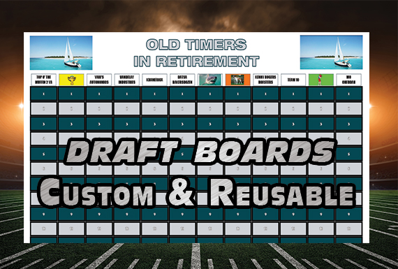 893f1969218 Custom and or Reusable Customize your fantasy baseball draft board with  logos and colors. 3 label sizes and even a reusable option really saves  your wallet ...