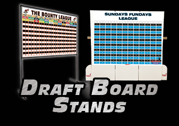 Fantasy Football Draft Boards | Bruno's